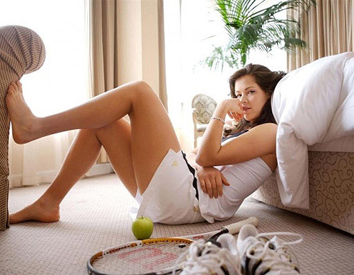 ana ivanovic photo shoots
